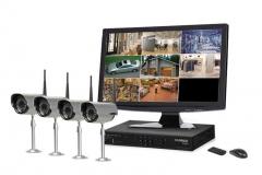Güvenlik Kamerası Kayıt Cihazı