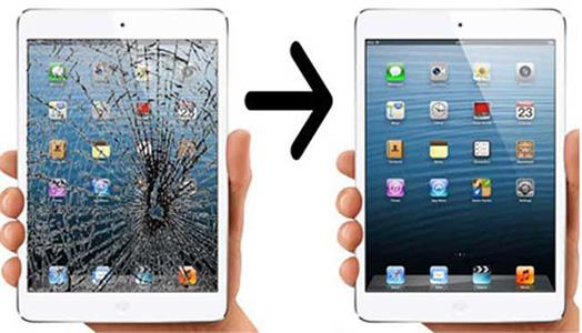 Tablet LCD Ekran Değişimi